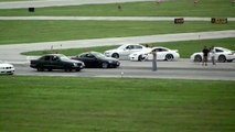 Mercedes E55 AMG vs. BMW 335i Coupe