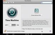 Mac OSX Leopard Time Machine Setup Guide