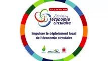 Atelier 14 : Impulser le déploiement local de l'économie circulaire