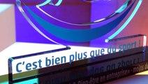 Trophées Sentez-Vous Sport 2014 – Intervention de Sébastien Vieilledent au sein du Groupe AFG