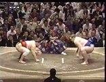 Natsu Basho 2006 Day 13 - Baruto vs Asasekiryu