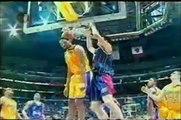 Kobe Bryant 52 points vs HOU 2002-03 (40 point streak) *DUNK ON YAO