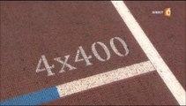 36 et 37. ChE athlé par équipes 2015, J2, saut en longueur F et 4x400m F