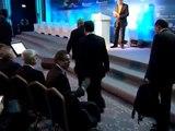 مشاركة وزير النفط  السيد عادل عبد المهدي في اعمال مؤتمر قمة الإقتصاد والطاقة في اسطنبول