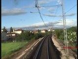 Linea Falconara - Orte Treno Prove Archimede 9° Tratto Capodacqua - Foligno