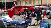 Marina Militare - La Giraglia: regata tra la Marina Italiana e la Marina Francese