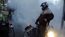 S-deel scooter rijden op K-dag -- 'Een ochtend flink blazen' DEEL 2