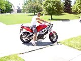 bike-idiot-funny video-funny clips-Amazing