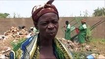 www.africareport.com video - Waste Collectors, Burkina Faso
