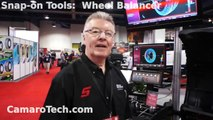 Digital Dynamic Wheel Balancer (Snap-on Tools)
