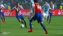 Messi Individual Highlights vs Paraguay - Argentina vs Paraguay 6-1 Copa America Semi Final 30.05.2015