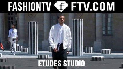 Etudes Studio Backstage Spring/Summer 2016 | Paris Men's Fashion Week | FashionTV