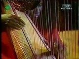 Alice Coltrane Harp Solo