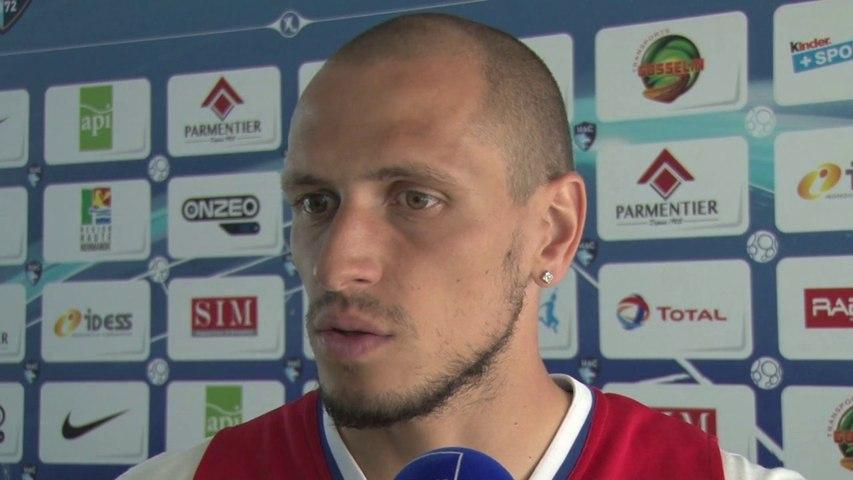 Une semaine après la reprise, le point avec Ludovic Gamboa