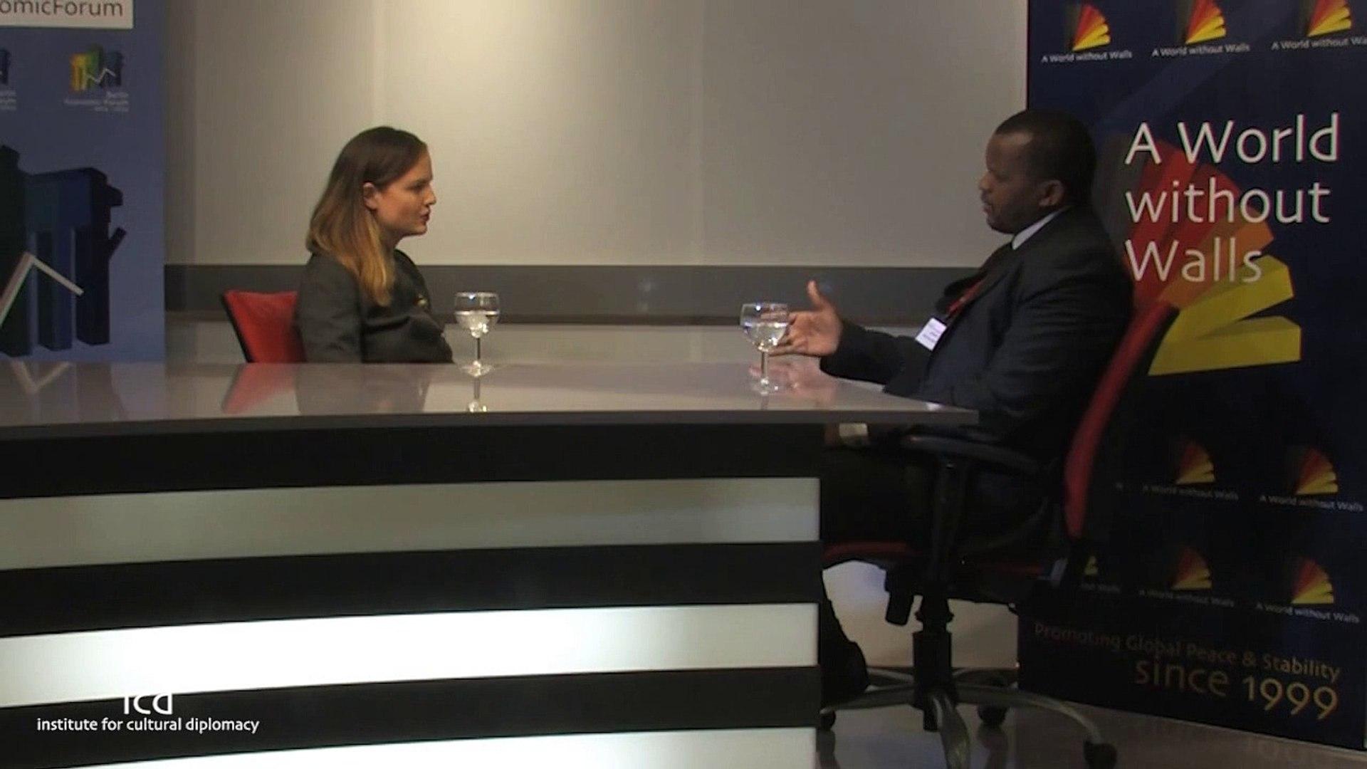 Prince Africa Zulu of Onkweni (Zulu Prince; Chairman of the Prince Africa Zulu Foundation Trust)