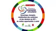 Atelier 7 : Recyclage, réemploi, réutilisation des matériaux et des déchets du BTP : de réelles opportunités à saisir