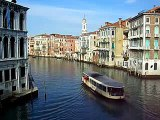 Grand Canal, Venice, Italy -- relaxing video