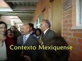 Carlos Salinas de Gortari visita Valle de Chalco