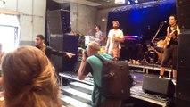 Mocambo op festival Mundial Tilburg, zaterdag 27 juni 2015