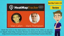 [Heat Map Tracker Review] Honest Review & Bonus Strategies
