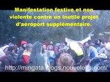Festi-ZAD de Notre-Dame-des-Landes, vers 15H, avant les concerts (#nddl)