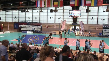 Ouverture - Euro Volley Sourd