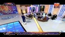 Noor-e-Ramazan on Hum Tv 1st July 2015