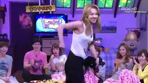 110627 Come to play SuJu TVXQ f(x) SNSD dancing cut