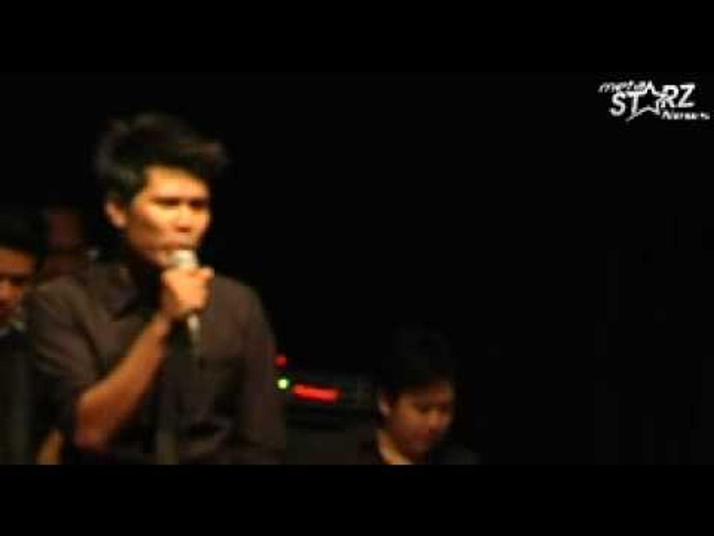 Awal Ashaari - Love (Showcase Live @ No Black Tie)