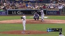 Les joueurs de baseball les mieux payé du monde jouent comme des pieds  Dodgers de Los Angeles