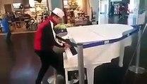 """Quand une racaille joue du piano en mode surdoué - """"Comptine d´un Autre Été - L´Après Midi"""""""