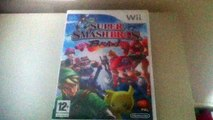 Super Smash Bros Brawl Unboxing Nintendo Wii