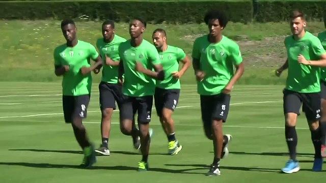 Foot - L1 - ASSE : Saint-Etienne pense à la C3