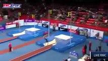 Renaud Lavillenie Record Du Monde 6m16 (avec commentaires français)