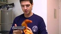 Vendo Airsoft Pistola M92Fs GBB - Tokio Marui - Legalizada Brasil