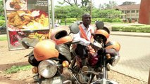 """Uganda's """"Uber for motorcycle taxis"""" shows it pays to be safe"""