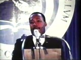 Martin Luther King (1967) - Proud to be maladjusted! CZ