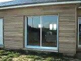 Vidéo d'une maison en bois construite en Normandie proche Rouen Maison bois en Red cedar