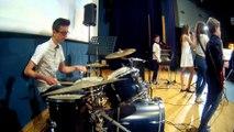 EMLTS concert musiques actuelles  Groupe 1 T2