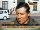 Video ALERTA - Fraude y Manipulacion en Bolivia
