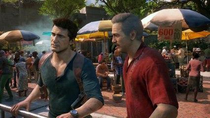 Démo version deux d'Uncharted 4 de Uncharted 4 : A Thief's End