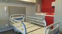 Annecy-Genevois: Nouvelle maternité à l'hôpital de St-Julien