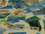 Quadrilha cartões