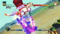 Street fighter 4 mod color bison  VS  chun li / ken VS chun li 720p HD SF IV