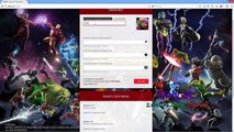 MARVEL Contest of Champions Hack Unlimited Gold ISO 8 Units MARVEL Contest of Champions