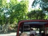 CITY TOUR NIMES . NOUVEAU CIRCUIT TOURISTIQUE OT NIMES ETE 2015