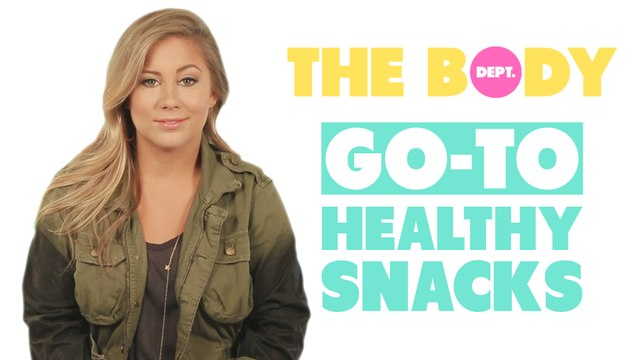 The Body Department Episode 1 with Shawn Johnson
