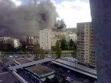 explosion bellevue brest