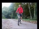 Mono et vélo
