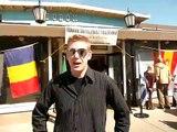 """We All Bleed Red"" Short Film Director Dave McGrath at Tiburon International Film Festival"